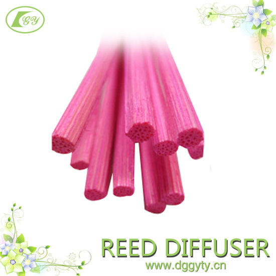 Dyeing Fragrance Bamboo Flower Sticks pictures & photos