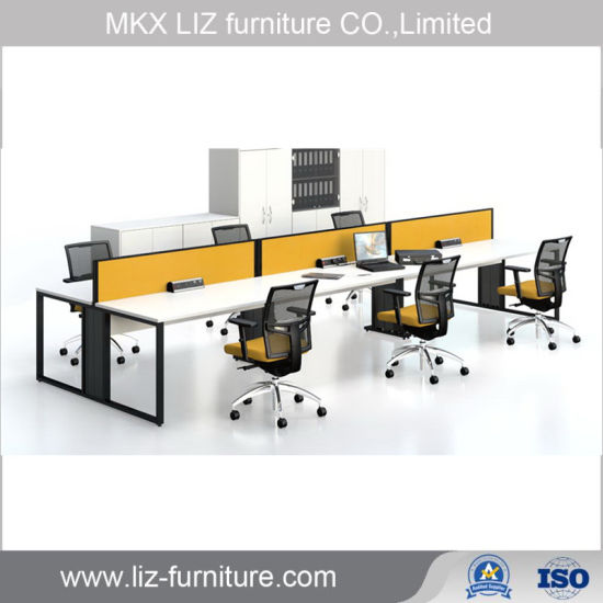 Custom Office Furniture Linear Cubicle