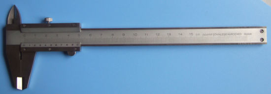 Open Style Upper Lock Vernier Caliper pictures & photos