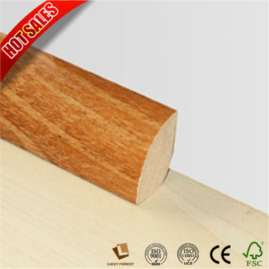 China Concave Linescotia Molding Mdf For Flooring Accessories