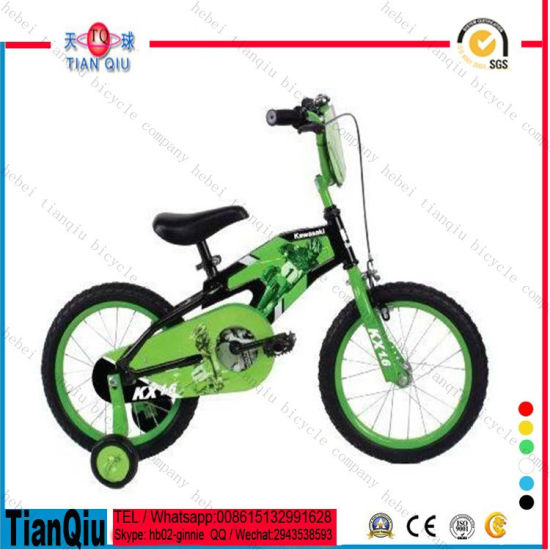 2016 Cheap Kids Bike Children Bicycles for Sale Yellow Bicycle for Kids pictures & photos