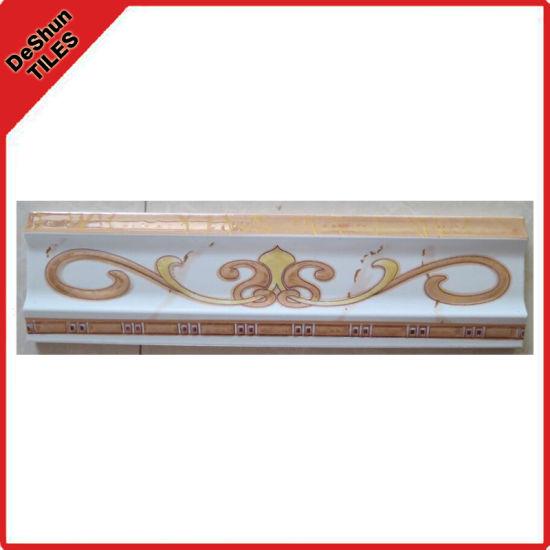 Decorative Ceramic Rustic Listello Border Tile