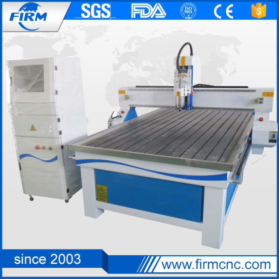 Ce Engraving Cutting CNC Router Woodworking Machinery