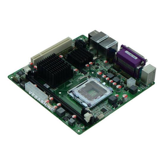 China Intel LGA775 G41 Mini Itx Industrial Motherboard 10