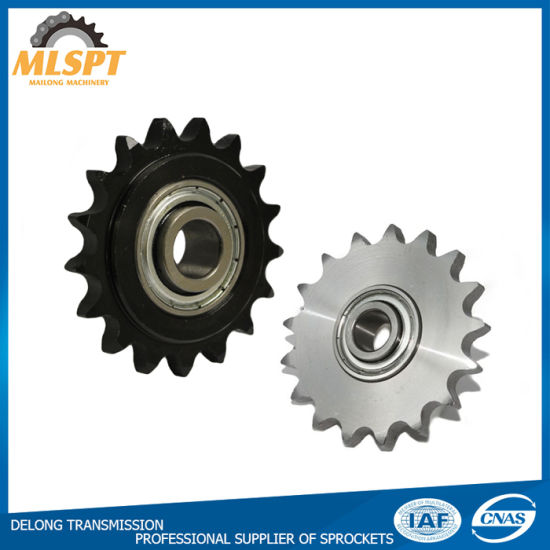 ISO Standard and High Quality Idler Sprockets with Bearing pictures & photos