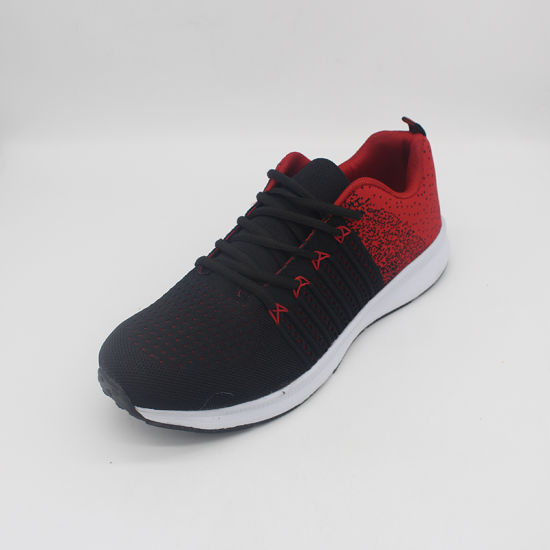 Fashion Lightweight Men Flyknit Lace up Shoes and Sneakers. Get Latest Price