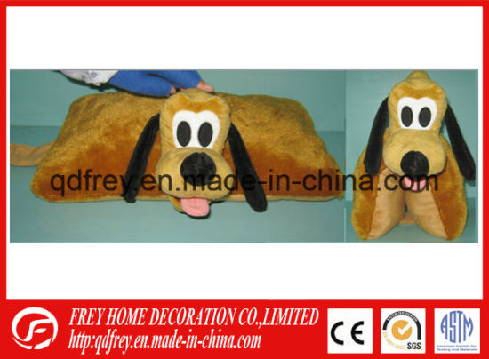 Plush Rabbit Toy Pillow for Promotional Baby Gift pictures & photos