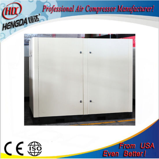 Direct Drive High Quality Screw Air Compressor 70HP pictures & photos