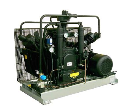 Medium Pressure Hydropower Station Reciprocating Piston Air Compressor (K30VMS-0735)