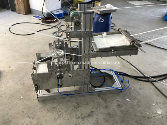 Environmental Policy Auto Paper Straw Making Machine pictures & photos