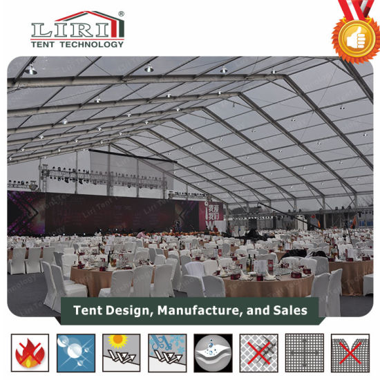 Aluminum Clear Plastic Tent for High End Outdoor Event Party for Sale & China Aluminum Clear Plastic Tent for High End Outdoor Event Party ...
