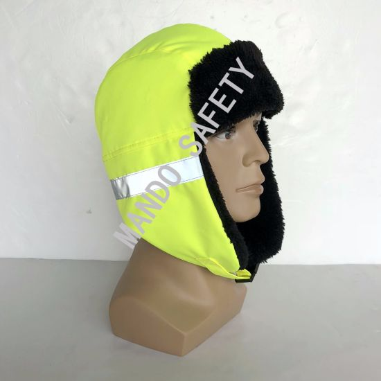 Water-Proof Safety Cap for Winter