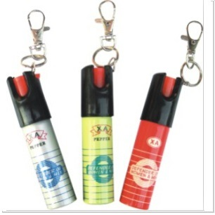 Key Chain Spray Pepper pictures & photos