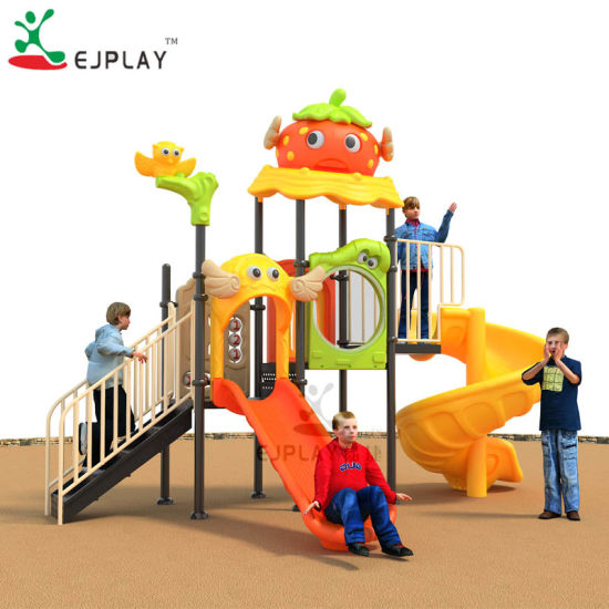 Customzied Strawberry Enterainment Equipment for Park and School