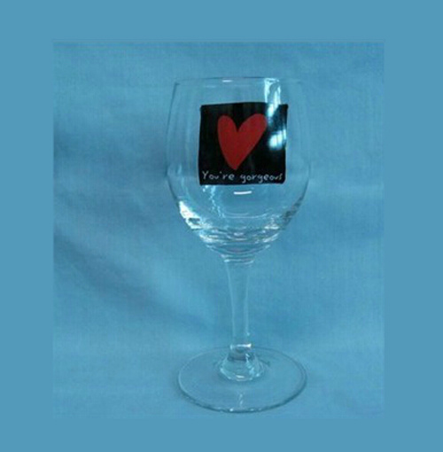 Crystal Wine Glass, Red Wine Glass pictures & photos