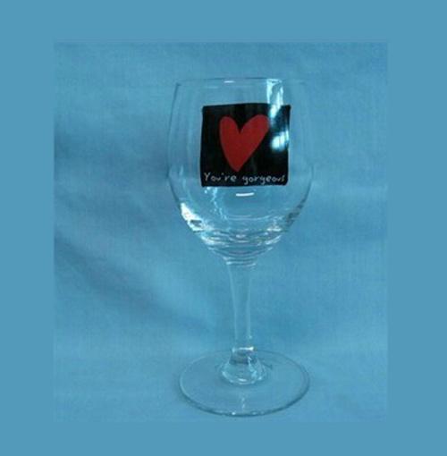 Crystal Wine Glass, Red Wine Glass