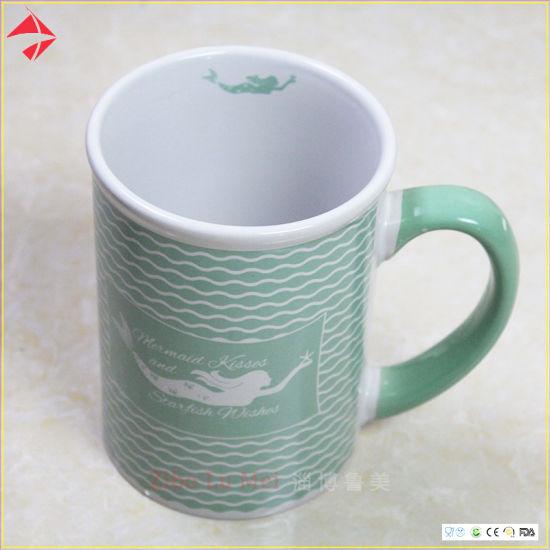 Ceramic China White Simple Coffee Mugceramic 11oz Printed Modern c4Lqj35RA
