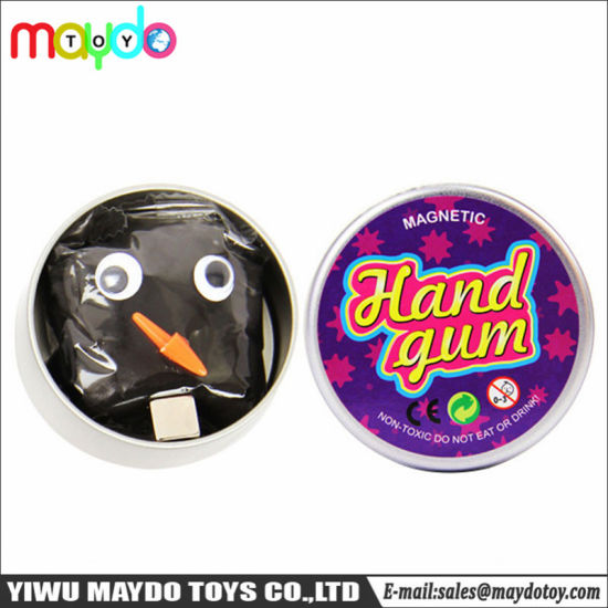 Wholesale Educational Magnetic Thinking Putty Clay Kids Intellectual Toy