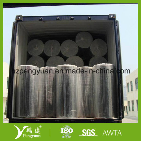 Aluminum Foil Bubble Roofing Insulation Material pictures & photos