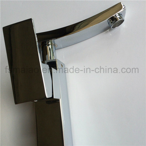 Australian Standard Water-Saving Square Brass Stylish High Baisn Tap (HD4500H) pictures & photos