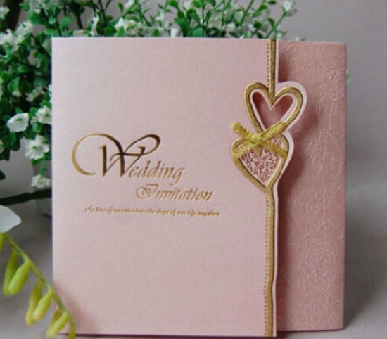China 2020 Promotional Wedding Card For Greeting Cards China Greeting Cards And Card Price