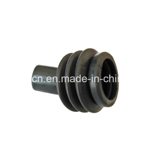 Custom Multi-Convolute Flexible Expansion Joint / Auto EPDM Rubber Dust Seal Bellows pictures & photos