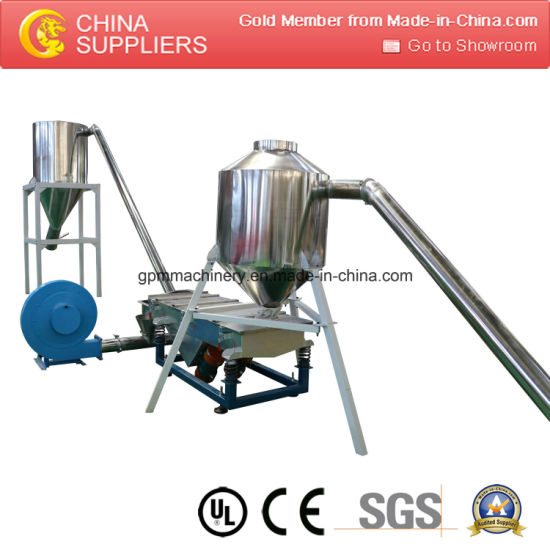 High Quality SPVC Plastic Pelletizing Line pictures & photos