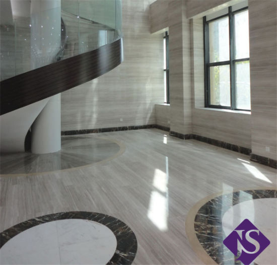 China Marble Slabs Crystal Wood Vein Marble White Galaxy Marble ...