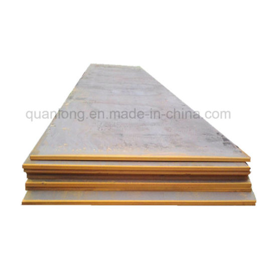 Hot Rolled ABS Gr. B Shipbuilding Marine Steel Plate Price