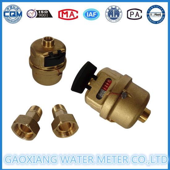 China 1 2 1 Brass Volumetric Water Meters Of Kent Types China Meter Flowmeter