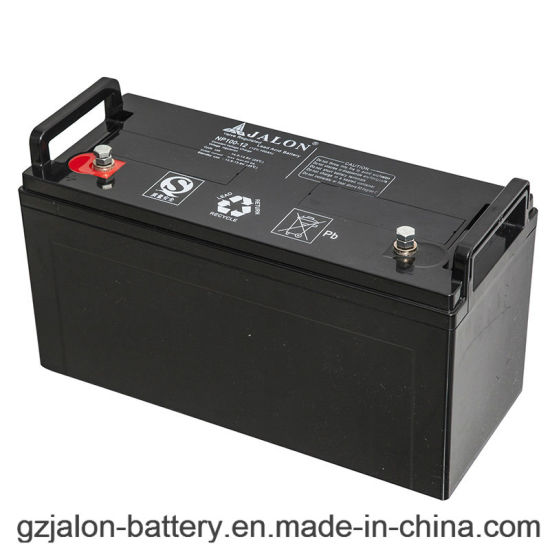 Long Life Lead Acid Power Battery for DC Screen (12V100ah)
