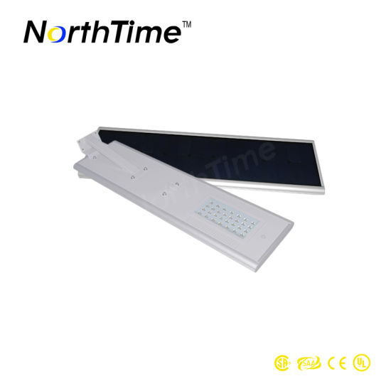 High Brightness Bridgelux45ml Solar Outdoor LED Street Light pictures & photos