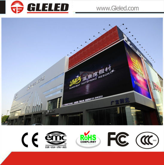 P6 Outdoor Full Color LED Display Screen, China LED Display, LED video Wall