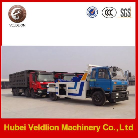 Dongfeng Heavy Duty 15t Wrecker Tow Truck pictures & photos