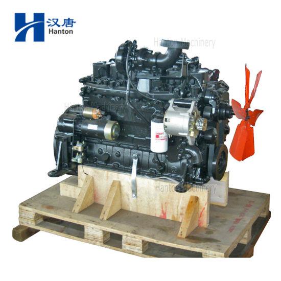DCEC diesel engine 6BTA5.9-C for Cummins construction equipment (truck, loader, etc)