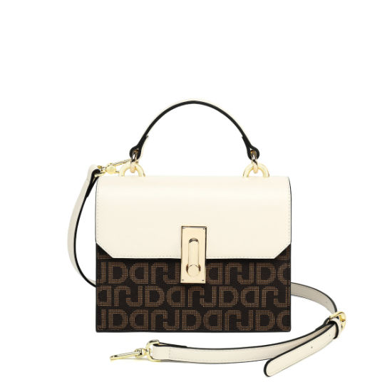 New Fashion Synthetic Leather PVC Women Shoulder Hand Bag