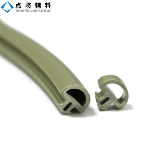 Curtain Wall System PVC Glass Door Rubber Seal