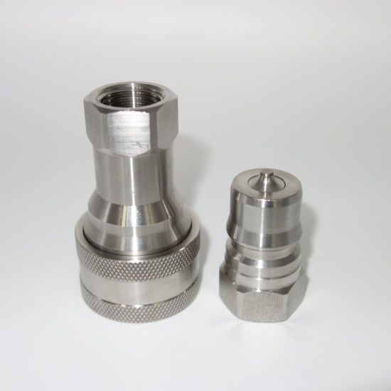 Naiwo Factory Stainless Steel Quick Coupler Hose Connector 1/2 Inch