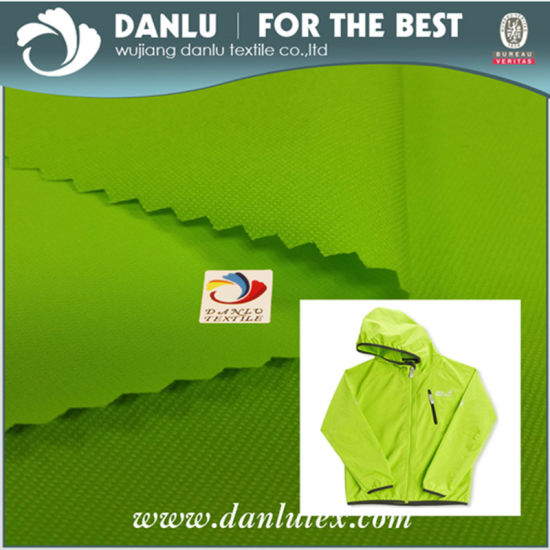 China Factory Price Polyester Fabric Sports Pongee Outdoor Stretch Fabric