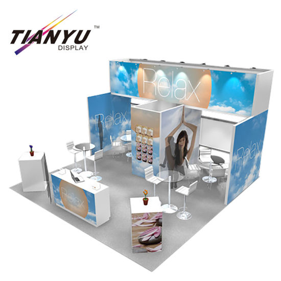 Exhibition Booth Backdrop : China high quality portable photo booth aluminum trade show backdrop