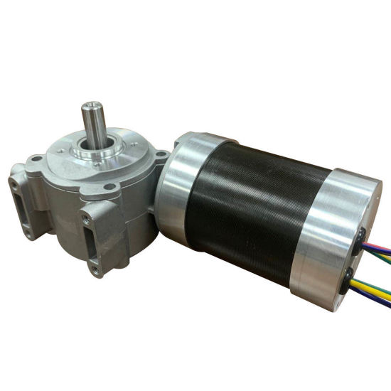 63wg. 63rbl Series Brushless DC Worm Gear Motor