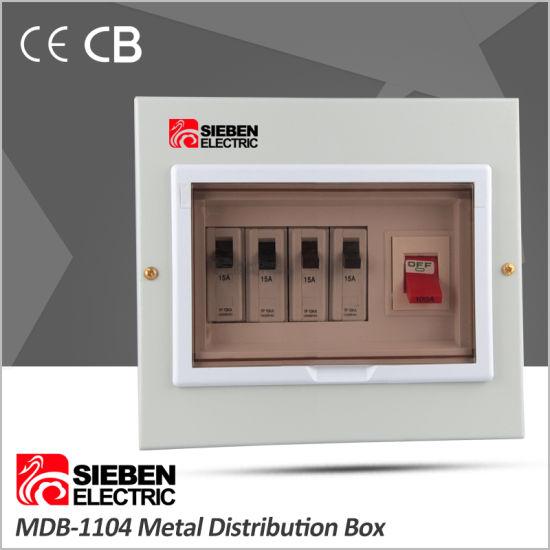 UK Quality Low Price Spn D4 Metal Type Fuse Distribution Box china uk quality low price spn d4 metal type fuse distribution box