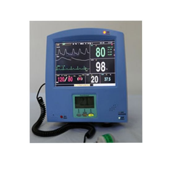 China Supplier Neonatal Infant Baby Operation ECG Patient Monitor by Darppon