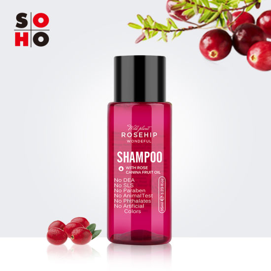 Rosehip Red Color-Treated Shampoo-35ml