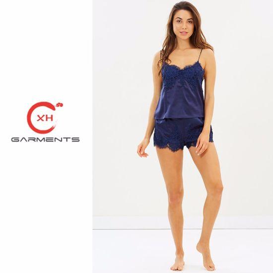 China Xh Garment Living at Home Sexy Nightwear - China Sexy ... 2c4c0efca