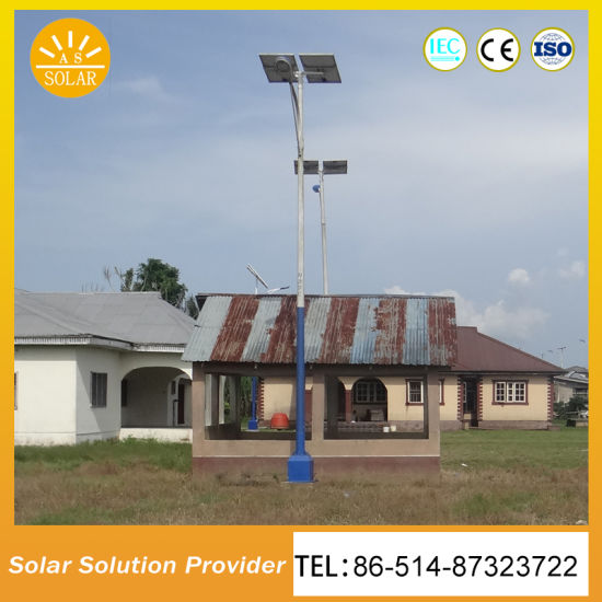 Factory Waterproof IP66 Solar Integrated Street Light pictures & photos