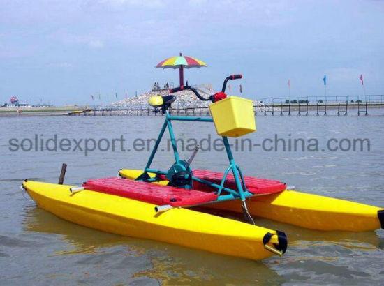 Beach Park Popular Water Bike