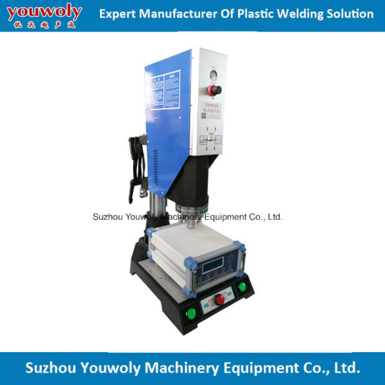 China Ultrasonic Welding Machine for Medical Parts Plastic