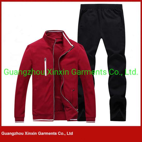 2017 New Fashion Design Sport Apparel Clothes Supplier (T124)
