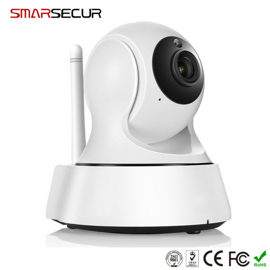 Home Security IP Camera Wi-Fi Wireless Mini Network Camera Surveillance WiFi 720p Night Vision pictures & photos
